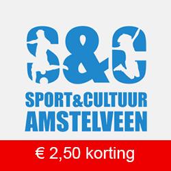Sport en Cultuurkaart Amstelveen