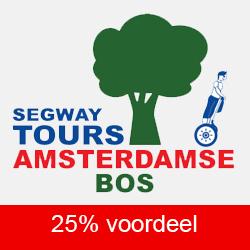 Segway Tours Amsterdamse Bos